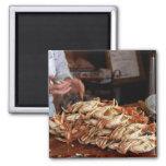 Blue Crab Feast Magnet