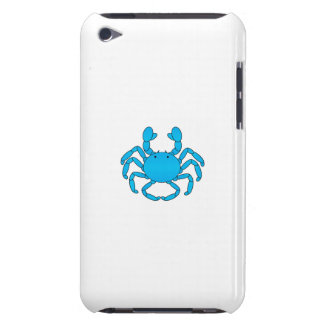 Blue crab iPod touch Case-Mate case
