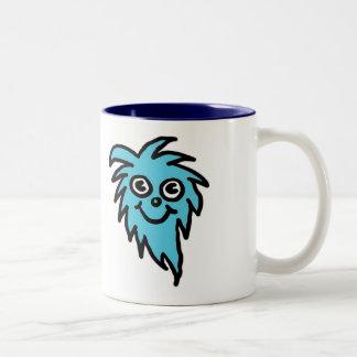 Blue Creature Mug