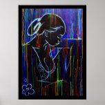 Blue Creole Rain