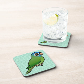 Blue-crowned Conure Drink Coasters