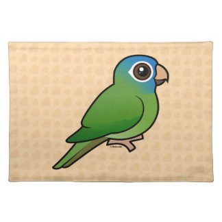 Blue-crowned Conure Place Mats