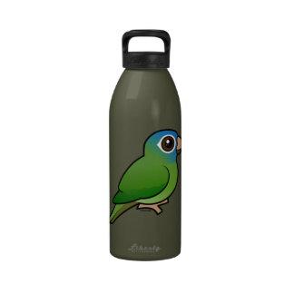 Blue-crowned Conure Water Bottles