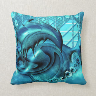 BLUE CRUISE CUSHION