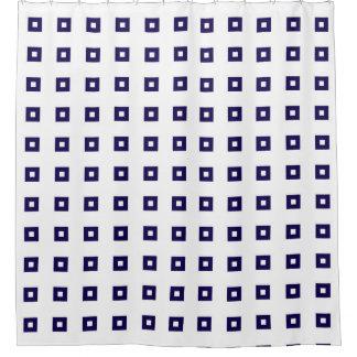 Blue Crush No. 5 | Shower Curtain