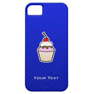 Blue Cupcake iPhone 5 Cases