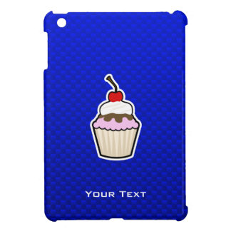Blue Cupcake iPad Mini Case