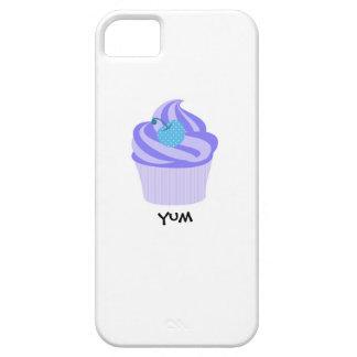 Blue Cupcake iPhone 5 Case