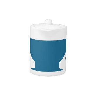 Blue Customer Service Sales Representative Icon
