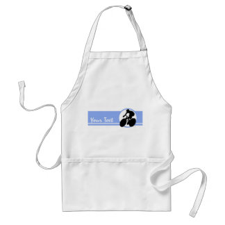 Blue Cycling Standard Apron