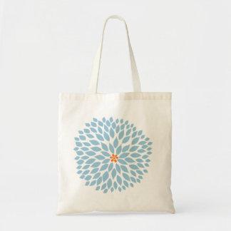 Blue Dahlia bag