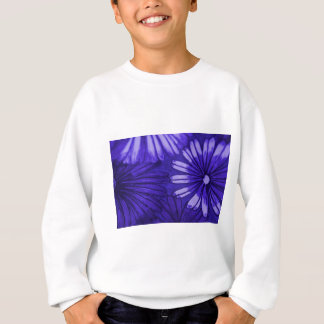 blue daisy's sweatshirt