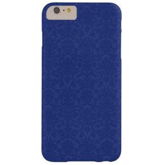 Blue Damask Phone Case