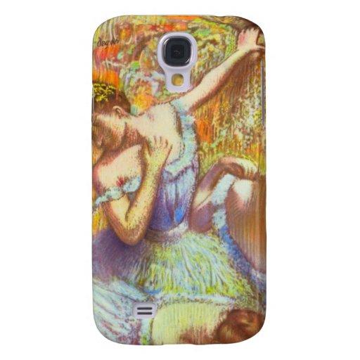 Blue Dancers by Edgar Degas Speck Case Galaxy S4 Case