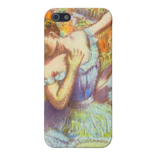 Blue Dancers by Edgar Degas Speck Case Case For iPhone 5