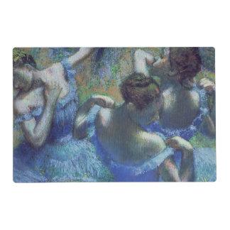 Blue Dancers, c.1899 Laminated Place Mat