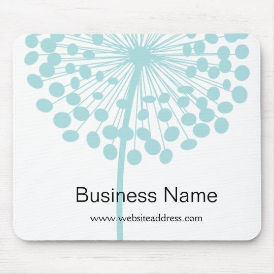 Blue Dandelion Customisable Mousepad