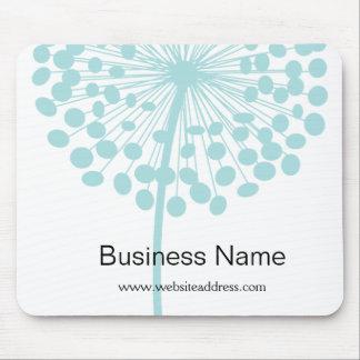 Blue Dandelion Customizable Mousepad