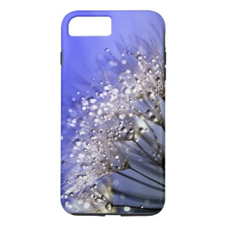 Blue Dandelion iPhone 7 Plus Case