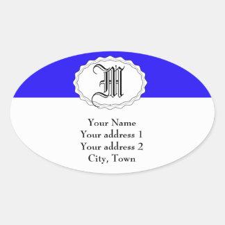 Blue Daze Stickers