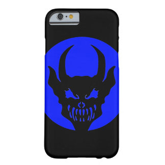 Blue Demon Barely There iPhone 6 Case