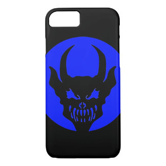 Blue Demon iPhone 7 Case