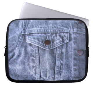 Blue Denim ~ Laptop Sleeve
