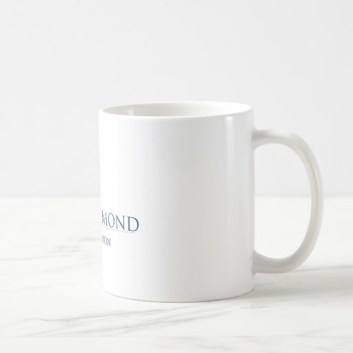 Blue Diamond Coffee Mug