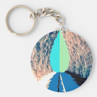 Blue Diamond Flame - Amazing Imaginations Keychains