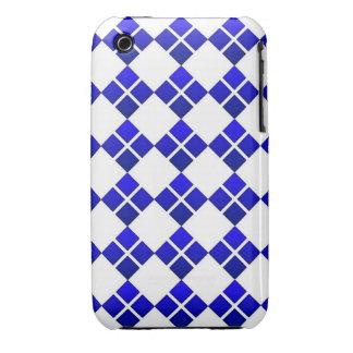Blue Diamond iphone 3/3G case iPhone 3 Cases