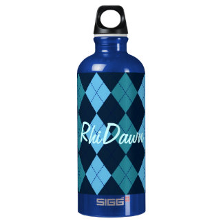 Blue Diamond Liberty Bottle SIGG Traveller 0.6L Water Bottle