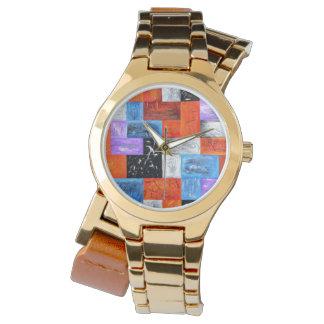 Blue Diamond Watch