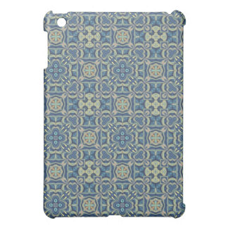 Blue Digital Art Abstract Case For The iPad Mini