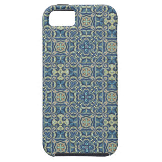 Blue Digital Art Abstract iPhone 5 Case