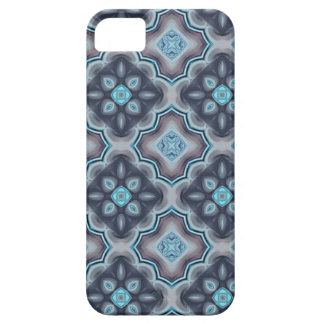 Blue Digital Art Abstract iPhone 5 Cover