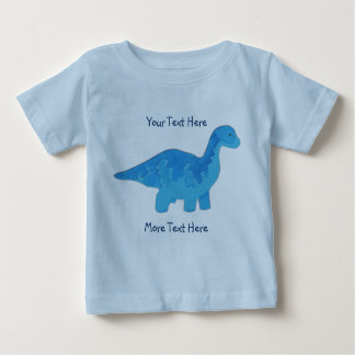 Blue Dinosaur Shirt