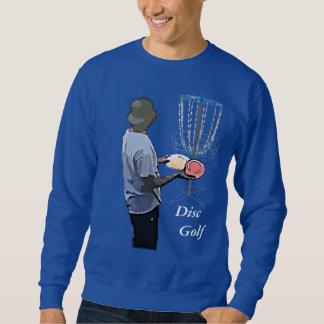 Blue Disc Golfing Shirt