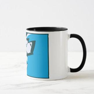 Blue Dog Mug/Mug Blue Dog Mug