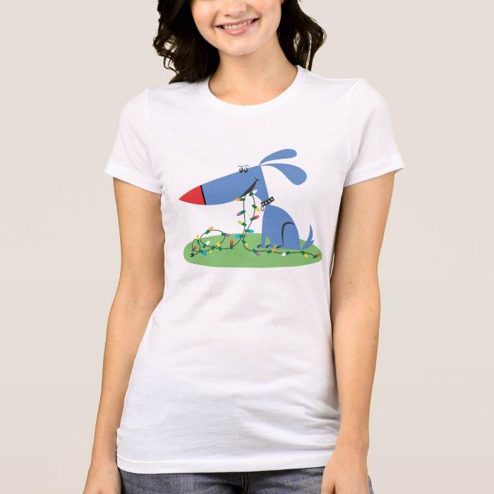 Blue Dog T-Shirt