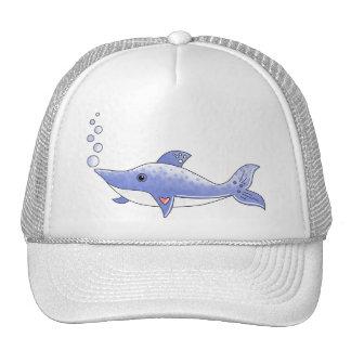 Blue Dolphin Cap