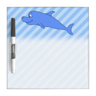 Blue Dolphin. Dry Erase Board