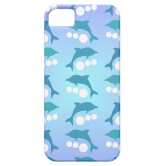 Blue Dolphin iPhone5 Case