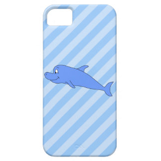 Blue Dolphin. iPhone 5 Covers