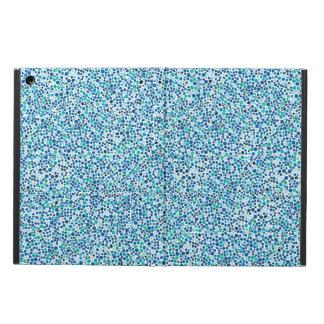 Blue Dots iPad Air Case