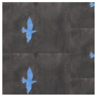 Blue Dove Fabric