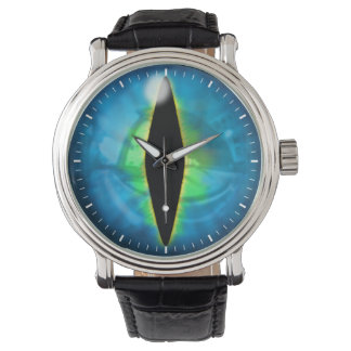 Blue Dragon Eye Watches