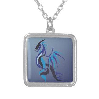 Blue Dragon Flame Jewelry