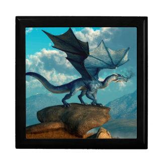 Blue Dragon Gift Box