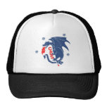 Blue Dragon Hat