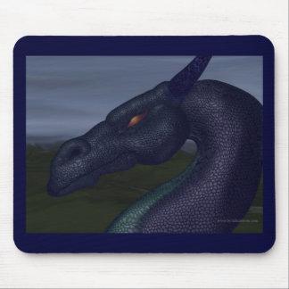 blue-dragon mouse pads